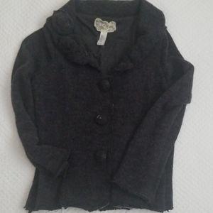 Anthropologie Nick & Mo Cardigan Sweater Jacket